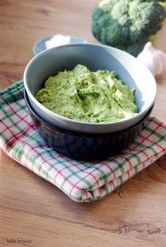 Pasta brokułowa Diet Recipes, Vegetarian Recipes, Snack Recipes, Cooking Recipes, Healthy Recipes, Snacks, Foods With Gluten, Food Hacks, Guacamole