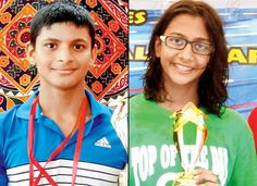 Way to go young swimmer!  Neel Roy and Rayna Saldanha made India proud by winning five gold medals at GMAAA Aquatic Championship 2015 held in Mumbai.  #SwimIndia