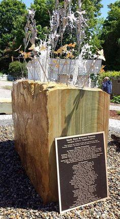 Sandy Hook memorial Judy Thompson