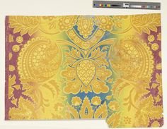 Wallpaper | Zuber Et Cie (Manufacturer) | 1922.17 -- Historic New England