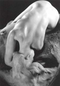 """Auguste Rodin ~ Danae """"Patience is also a form of action."""" Auguste Rodin, sculptor Every sculptor must know this.every stonemason, every artist, every creator. Thank you God for your great patience. Auguste Rodin, Pierre Auguste Renoir, Musée Rodin, Camille Claudel, Art Sculpture, Modern Sculpture, Human Sculpture, French Sculptor, Mo S"""
