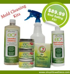 Get Mold Cleaning Kit on discounted price at just $89.99.....grab this offer hurry....!