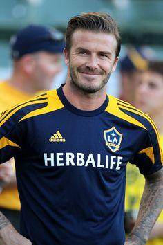 David Beckham. Yummmmmmyy