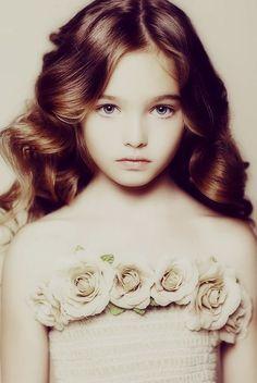 Russian Rose Girl