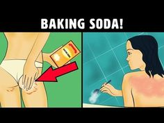 Baking soda tricks and hacks that every woman should know. Many women pay special attention to the products they put on their skin, body, and hair. Baking Soda Face, Baking Soda Uses, Do It Yourself Videos, Alka Seltzer, Face Scrub Homemade, Stain Remover Carpet, Natural Deodorant, Oral Hygiene, Mouthwash
