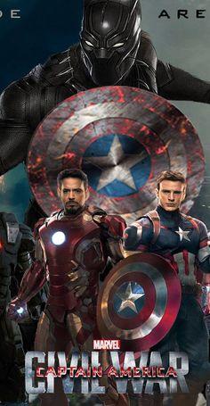 Movie Wallpapers | Captain America Civil War Movie http://www.fabuloussavers.com/Captain_America_Civil_War_Wallpapers_freecomputerdesktopwallpaper.shtml