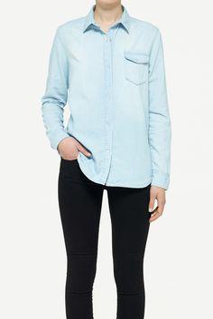 Old Fav Shirt - Blur | Nobody Denim.