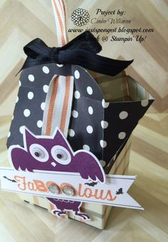 Just Sponge It: FABOOLOUS Baker's Box (and no that's not a typo).....Mini Blog Hop Day 1!