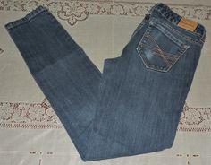 Aéropostale Ashley Ultra Skinny Womens Jeans - 1/2 Short - 26W x 27L