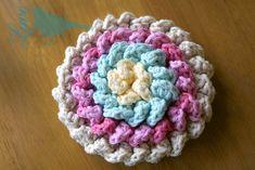 Crochet Pattern for  Shower Scrubbie!