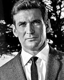 """Rod Taylor in """"The Birds"""", 1963. age 33. #actor"""