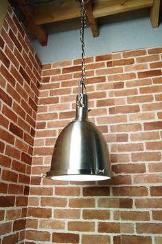 Industrial Modern Metal Ceiling Downlighter Pendant lamp vintage Retro replica