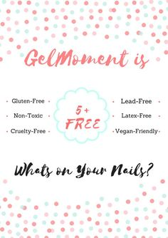 Safe Nail Polish, Gel Polish, Manicures, Gel Nails, Vegan Products, Manicure At Home, Nail Envy, Latex Free, Jamberry