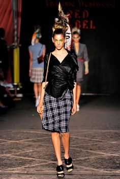 Vivienne Westwood Red Label Spring 2012 Ready-to-Wear - Collection - Gallery - Look 1 - Style.com