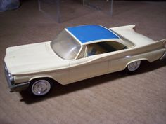 1960 Desoto Adventurer 2 Door Ht promo model