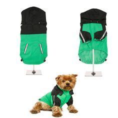NEW - Trailfinder Windbreaker Jacket- Rain Jacket For All Sized Dogs - Dog Jackets - Pet Supplies - Dog Raincoat - Dog Waterproof Coat Dog Jacket, Rain Jacket, Dog Raincoat, Waterproof Coat, Windbreaker Jacket, Pet Accessories, Dog Bed, Chihuahua, Pet Supplies
