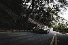 Mercedes-Benz SLS by Drew Osumi