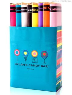 Dylans candy bar - she has her fathers creativeness. www.dylanscandybar.com