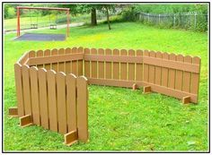 Portable Fence Gardens Backyards Water Features