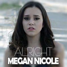 Alright - Megan Nicole - 팁공유닷컴 Megan Nicole, Music, Musica, Musik, Muziek, Music Activities, Songs