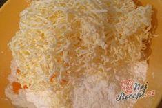 Kokosovo-ořechové mlsání - DĚLBUCHY | NejRecept.cz Dairy, Cheese, Food, Essen, Meals, Yemek, Eten