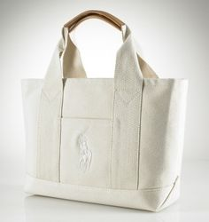 Ralph Lauren Canvas Pure Handbag WhiteLOve ,love , so beautiful bag, I love it very much.Ralph Lauren Canvas-and-Leather Tote Classic Khakilooking for the best bargain? now, you have finded it. Burberry Handbags, Tote Handbags, Ralph Lauren Handbags, Bowling Bags, Fabric Bags, Black Cross Body Bag, Fashion Bags, Fashion Handbags, Fashion Women