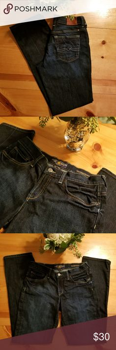 Lucky Brand Jeans Great condition Lucky Brand Jeans Straight Leg