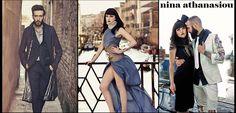 Fashion Label Nina Athanasiou - PALLAZZO MAGAZINE