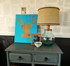 DIY Wall Decal Stickers From Shelf Liners