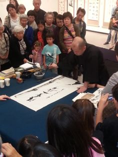 Japanese American Museum event with Fibo Art. #fiboart #kidsart