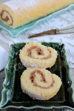 Elmalı ve tarçınlı yumuşacık bir lezzet.... Elmalı Rulo Pasta... Pasta Cake, Cake Recipes, Dessert Recipes, Gateaux Cake, Yule Log, Deserts, Good Food, Food And Drink, Sweets