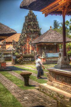 Pura Puseh/Pura Desa Puseh - Batuan - Bali - Indonesia