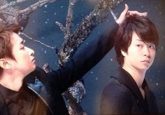 Ohno+ Sakurai Sho 櫻井 翔 Sakura MV making