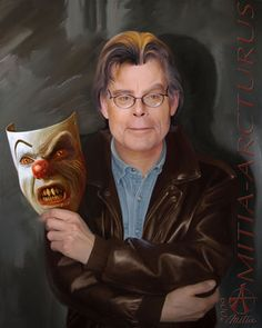 Stephen Edwin King is an American author of horror, supernatural fiction, suspense, science fiction, and fantasy.   Born: September 21, 1947 (age 69), Portland, ME Spouse: Tabitha King (m. 1971) Movies and TV shows: The Stand, The Mist, Pet Sematary, More Upcoming movie: The Dark Tower