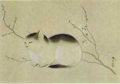 猫の自由で媚びない美しさ!猫の魅力満載、明治の日本画家・菱田春草の猫作品まとめ – Japaaan 日本文化と今をつなぐ