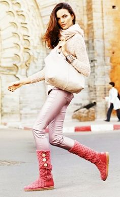 2013 Stylish Knit Ugg Boots, Ugg Sweater Boots With Buttons