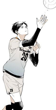 Haikyuu Kageyama, Kagehina, Haikyuu Anime, Haikyuu Characters, Anime Characters, Akaashi Keiji, Kurotsuki, Haikyuu Wallpaper, Volleyball Anime