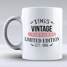 """$12.99 50th Birthday, Birthday, 50th Birthday Gift, Vintage, Bourbon, Happy Birthday, 50th Birthday Present, 50 Year Old - Gift- Funny Mug - Unique Mug - Coffee Mug - This a Perfect Gift - Have a Nice Day """"sold by Sunrise Shop Group LLC"""" http://www.amazon.com/dp/B013NMMUJU/ref=cm_sw_r_pi_dp_7.c.wb1WYEK5F"""