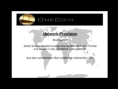 One Coin Geschäftsvorstellung 2 Teil:Free Sign Up : https://www.onecoin.eu/signup/KAUFMANNEMERITACOIN