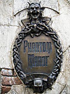 Phantom Manor (the Haunted Mansion at Disneyland Paris)