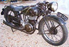 1936 MOTO TRIUMPH TWN 250 CC.