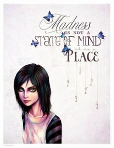 american mcgee's alice cheshire cat quotes - Google Search