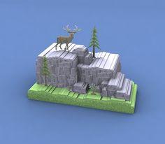 The Deer God - A Game of Reincarnation PC/Mac/Linux by Josh Presseisen — Kickstarter