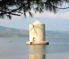 Orbetello lagoon -- Maremma Tuscany