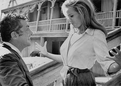 Ursula Andress and Dean Martin-4 for Texas