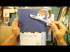 Stampscapes 101: Video 87. A few paper/envelope pick ups. - YouTube
