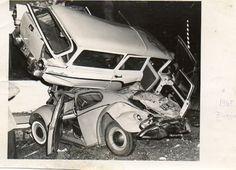 Abandoned wrecked cars ;o