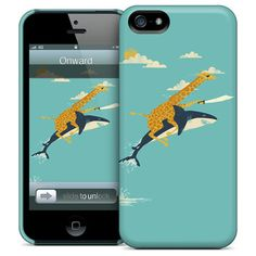 Cool Stuff We Like Here @ CoolPile.com ------- << Original Comment >> ------- Onward! iPhone Case