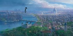 """""""Practically Perfect"""" by Peter Ellenshaw 