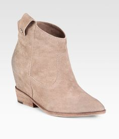 Belle by Sigerson Morrison Kyeran Wedged Ankle Boots